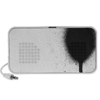 graffiti mp3 speakers