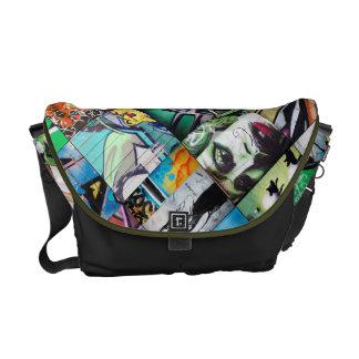 Graffiti / Street Art bag Commuter Bags