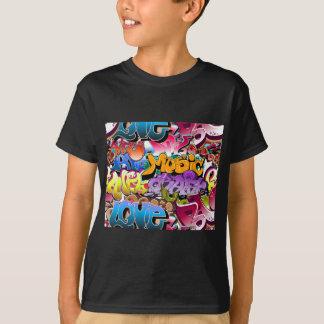 Graffiti Street Art T-Shirt