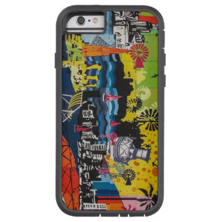 Graffiti Style Tough Xtreme iPhone 6 Case