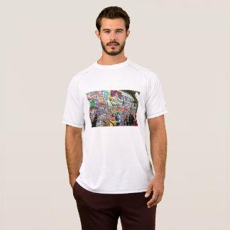 Graffiti Wall Men's Digital Art Shirt