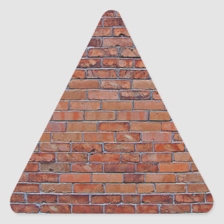Graffiti Wall Triangle Sticker