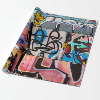 Graffitis Wrapping Paper