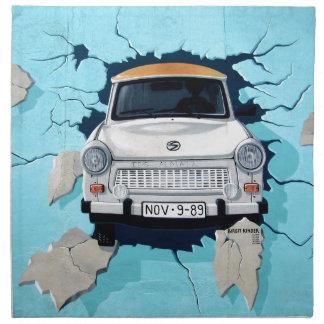 GRAFFITTI CAR NAPKIN