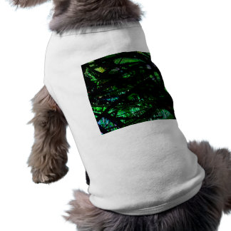 GRAFFITTI FOUR SLEEVELESS DOG SHIRT