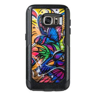 Graffitti print Samsung otter box phone case
