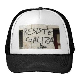 Grafitti Resiste Galiza Cap