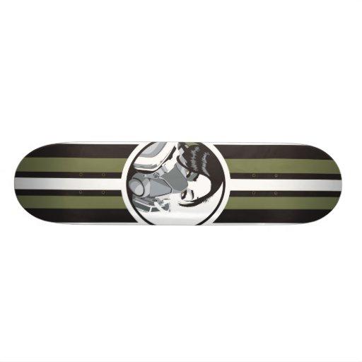 grafmaskboard skate board deck