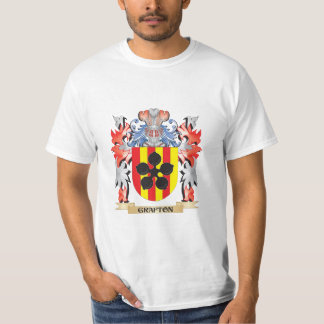 Grafton Coat of Arms - Family Crest T-Shirt
