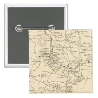 Grafton, Grafton Co 15 Cm Square Badge