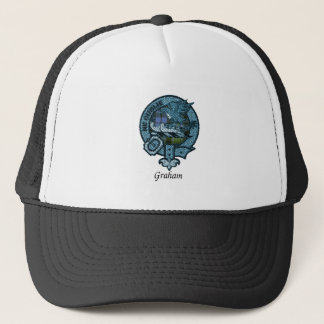 Graham Clan Crest Trucker Hat