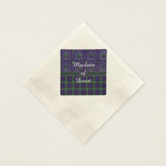 Graham clan Plaid Scottish tartan Disposable Serviette