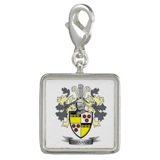 Graham Family Crest Coat of Arms