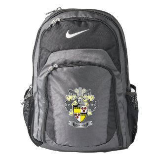 Graham Family Crest Coat of Arms Backpack