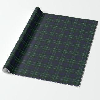 Graham Mentieth M Original Scottish Tartan Wrapping Paper