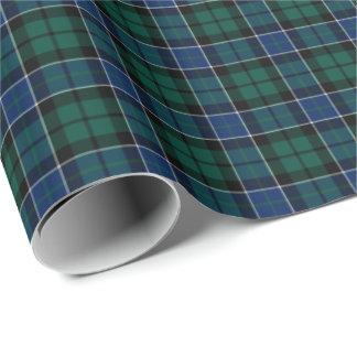 Graham of Montrose Clan Tartan Wrapping Paper