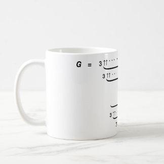 """GRAHAM'S NUMBER"" COFFEE MUG"