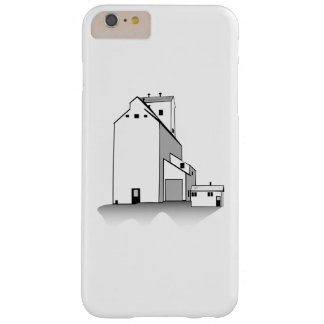 Grain Elevator Barely There iPhone 6 Plus Case