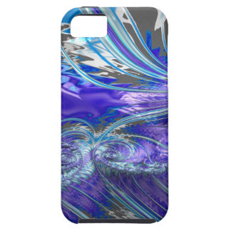 Grained Festiveness Fractal 4 iPhone 5 Cover