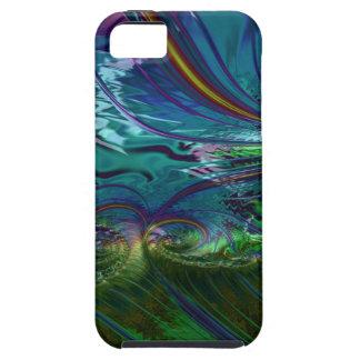 Grained Festiveness Fractal 5 iPhone 5 Case