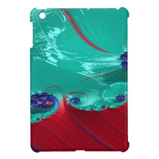 Grained Festiveness Fractal 9 iPad Mini Cases