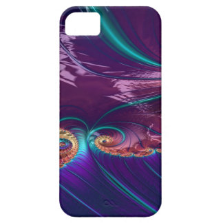 Grained Festiveness Fractal iPhone 5 Case