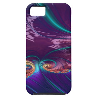 Grained Festiveness Fractal iPhone 5 Cover