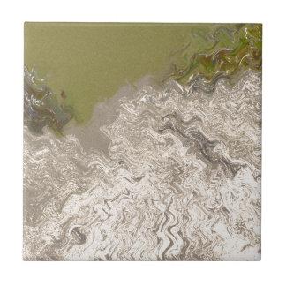 Grains of Sand Ceramic Tile