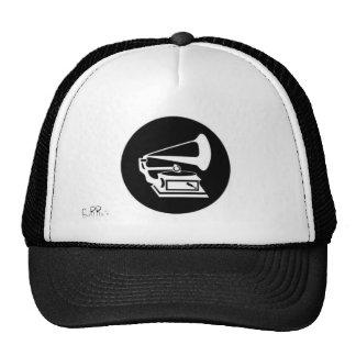 Gramaphone cap