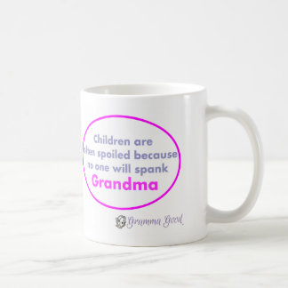 Gramma Good's Favorite Mugs! Coffee Mug