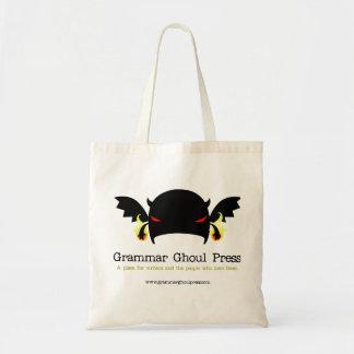 Grammar Ghoul Tote Bag