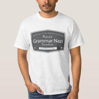 Grammar Nazi Add Your Name Tees