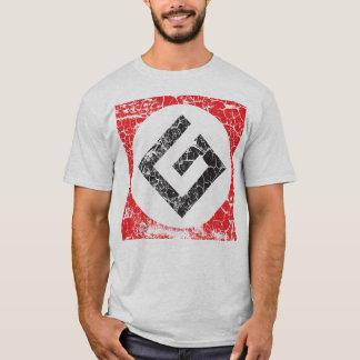 Grammar Nazi Distressed Art T-Shirt