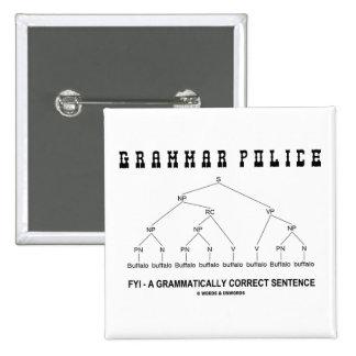 Grammar Police Buffalo 8 Times Correct Sentence Pins