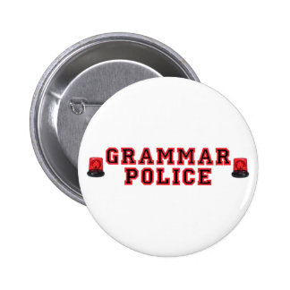 Grammar Police Buttons