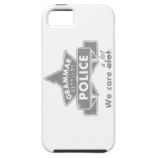 Grammar Police iPhone 5 Case