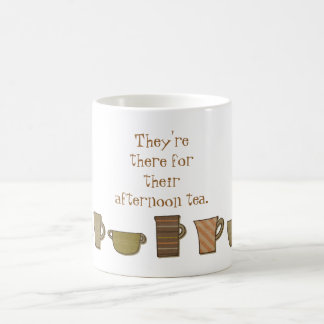 Grammar Police They're There Their Tea Mug