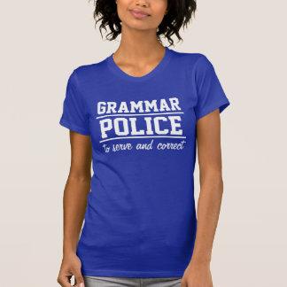 Grammar Police Women's T-Shirt