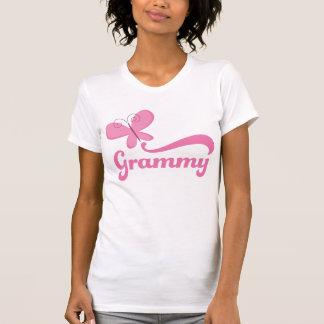 Grammy Butterfly Gift T-Shirt