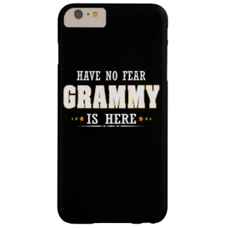 GRAMMY is Here Barely There iPhone 6 Plus Case