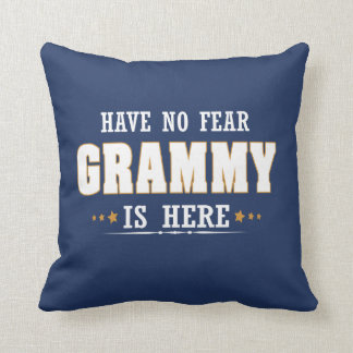 GRAMMY is Here Cushion