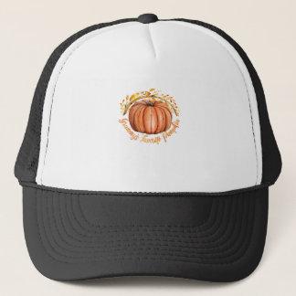 Grammys Pumpkin Trucker Hat
