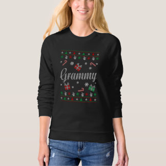 Grammy's Ugly Christmas Sweatshirt