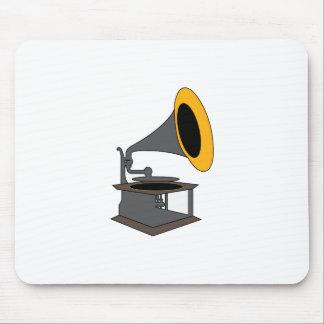 Gramophone Mousepad
