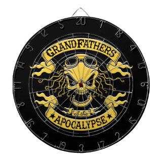 Gramps of the Apocalypse Dartboard