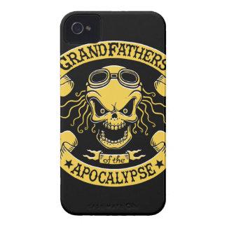 Gramps of the Apocalypse iPhone 4 Case
