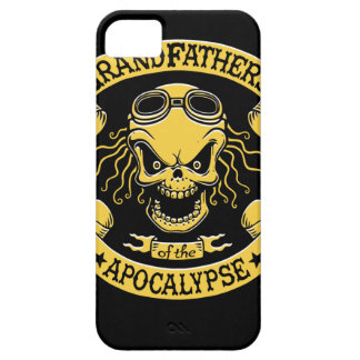 Gramps of the Apocalypse iPhone 5 Case