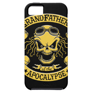 Gramps of the Apocalypse iPhone 5 Covers