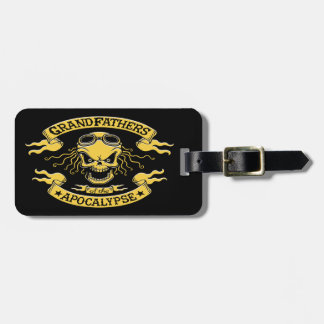 Gramps of the Apocalypse Luggage Tag