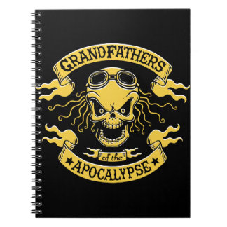 Gramps of the Apocalypse Notebook